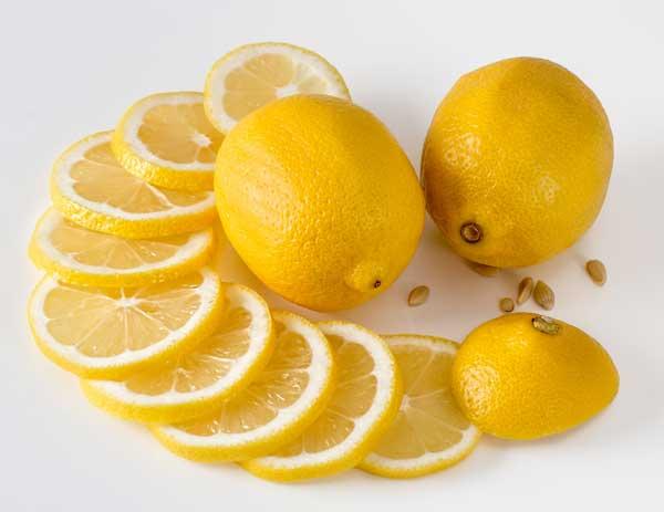 uso terapeutico del limone