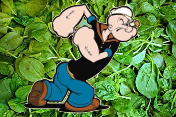 proprietà degli spinaci e benefici
