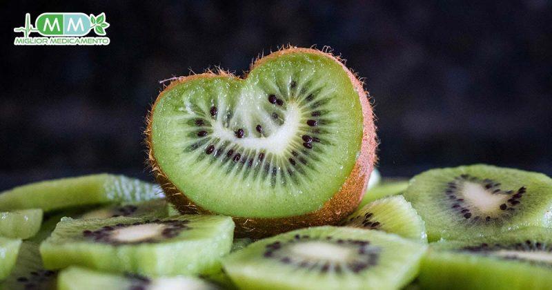 proprietà dei kiwi
