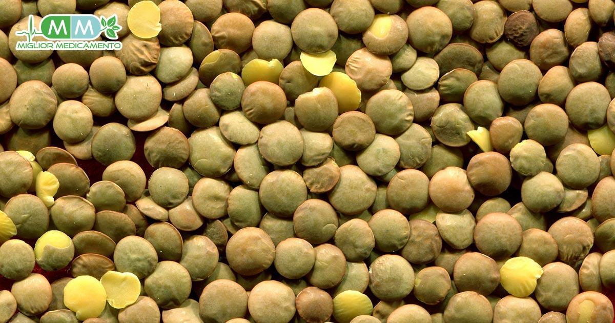 proprietà delle lenticchie